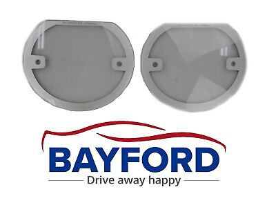 Genuine Ford Territory Sy Sy2 Fog Light Protector Cover (Pair)