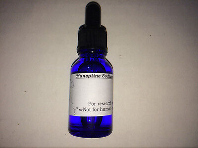 Tianeptine Sodium Solution 99% Purity