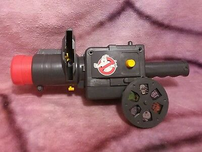 Tested The Real Ghostbusters Kenner 1984 Ghost Zapper Projection Gun