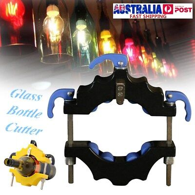 Glass Wine Beer Jar Bottle Cutter Recycle Cutting Machine Tool Kit DIY Art Craft