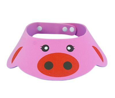 (Mod.2Pink) Headphone for Bath and Shower protteggi Eyes and Ears For Children