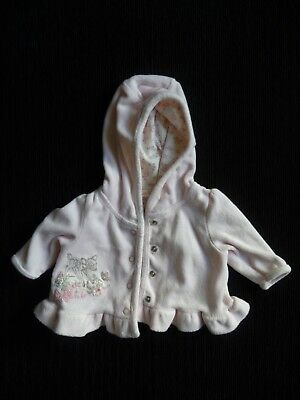 Baby clothes GIRL premature/tiny<6lbs/2.7kg Disney Bambi velour jacket SEE SHOP