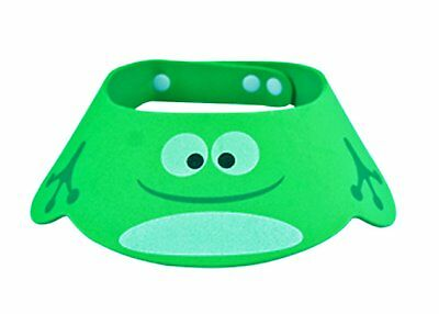 (Mod.2Green) Headphone for Bath and Shower protteggi Eyes and Ears For Children