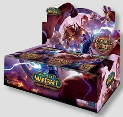 WoW TCG - Krone des Himmels  - Crown of the Heavens OVP Booster Box Loot