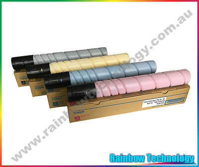 TN216Y YELLOW compatible toner for Konica Minolta Bizhub C220 C280 C360
