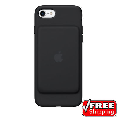 NEW AUTHENTIC Genuine Apple Smart Battery Case iPhone 7 Black A1765 MN002LL/A