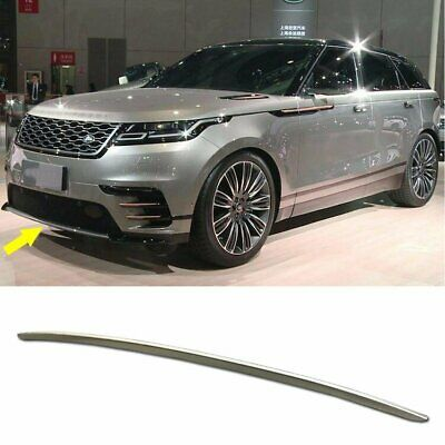 Fit For Range Rover VELAR R-DYNAMIC SE/HSE/FIRST EDITION Front Bumper Guard Trim