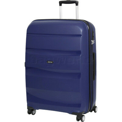 American Tourister Bon Air Deluxe Large 75cm Expandable Hardside Suitcase Midnig