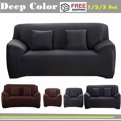 Stretch Slipcover Recliner, Couch Cover, Sofa Chair Cover, Furniture LOT US VIP