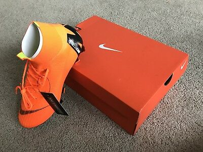 quality design 739b9 5c57f BRAND NIKE MERCURIAL superfly 360 6 elite Sg-pro football boots sz 9.5 (UK  8.5)