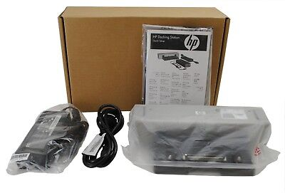 Original HSTNN-I09X Port Replicator + Netzteil HP Mobile Thin Client 6720t NEU