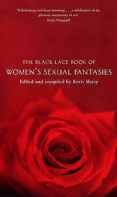 Sharp, Kerri, The Black Lace Book Of Women's Sexual Fantasies (Black Lace Book O