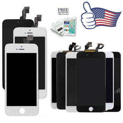 Original iPhone 7 8 Plus Full LCD Touch Screen Replacement Digitizer Assembly US