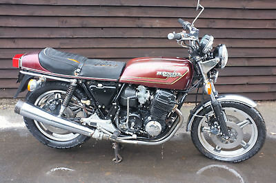 Honda CB750 CB 750 F2 1977 BARN FIND Project, ride or restore
