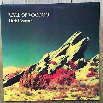 Wall Of Voodoo ‎– Dark Continent - I.R.S. Records ‎– 85406 - NM/EX