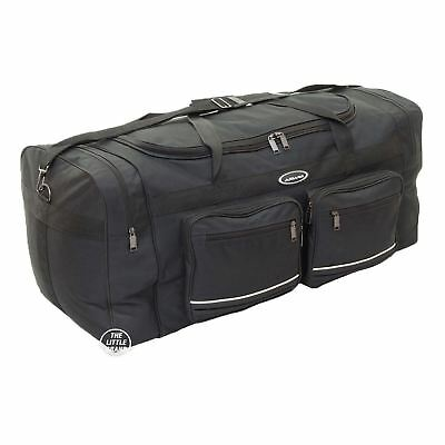 Extra Large Sports Travel Holdall Cabin Luggage Carry Cargo Weekend Business Bag