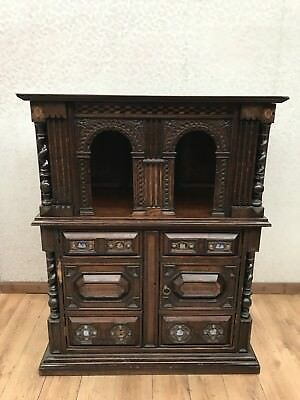 Antique 17th Century Cabinet