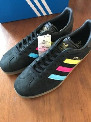84f70b9b6e88 ADIDAS GAZELLE SHOES BB5251 Sneakers Size 10 Mens New Trainers ...