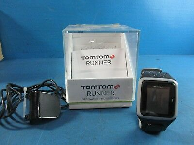 Tom Tom Runner GPS Watch Wix Box and Charger - USED