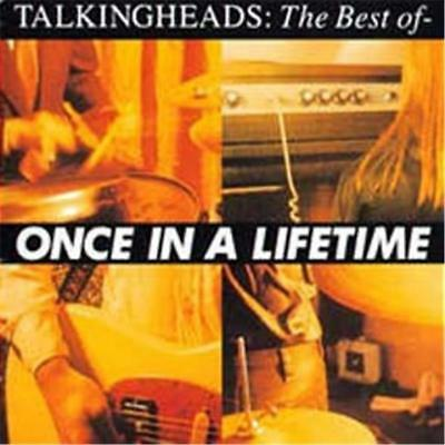TALKING HEADS ONCE IN A LIFETIME The Best of CD NEW
