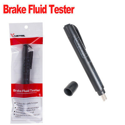 5 LED Auto Brake Fluid Oil Tester Detection Pen with indicator Car Testing Tool