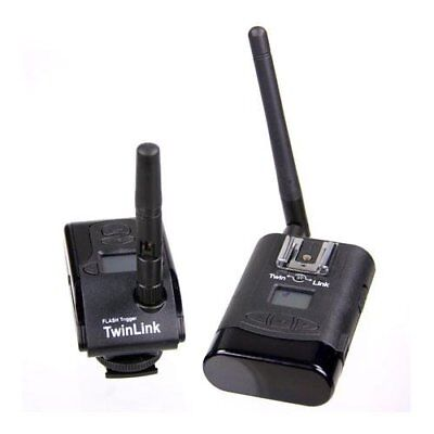 Clearance  Seculine TwinLink Wireless Flash Trigger