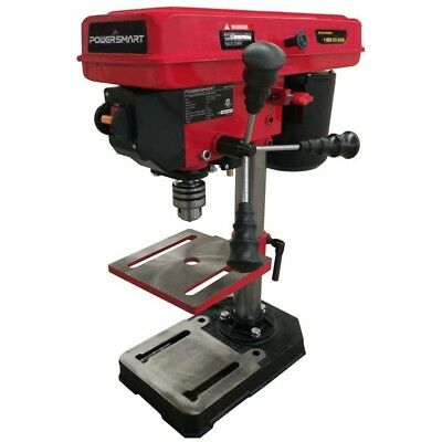 New 5-Speed 8 inch Drill Press with Laser Guide