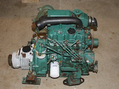 volvo penta md2030 marine engine and gearbox complete spares or rh picclick co uk Volvo Penta Parts 03 Volvo Penta 4.3