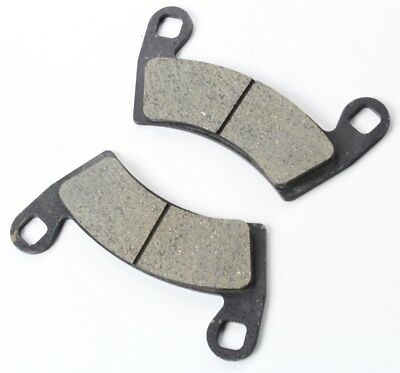 Polaris Ranger 570 Full Size Ceramic Front or Rear Brake Pads Pad Set 2015-2018
