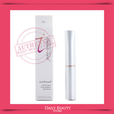 Jane Iredale Just Kissed 3g 0.1oz LA BRAND NEW FAST SHIP