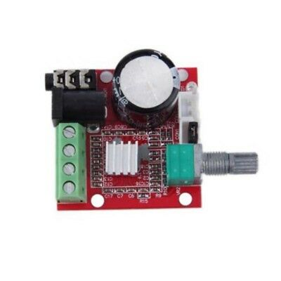 12V 2*10W Hi-Fi PAM8610 Audio Stereo Amplifier Board Dual D Class Channel