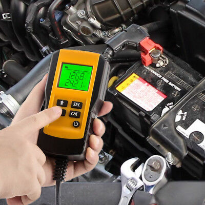 AE300 12V LCD Car Vehicle Digital Battery Tester Analyzer Diagnostic Tool Sweet