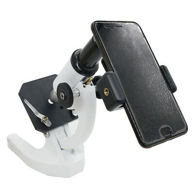 WF10X Microscope Eyepiece Mount Adapter Connect Mobile Phone Take Photo Video