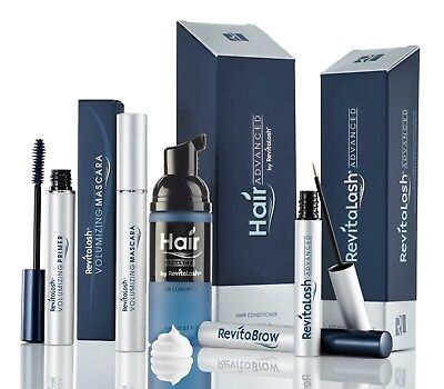 RevitaLash-Advanced 1ml, 2ml and 3.5ml,Primer and Raven 3ml and 7.4ml UK Seller!