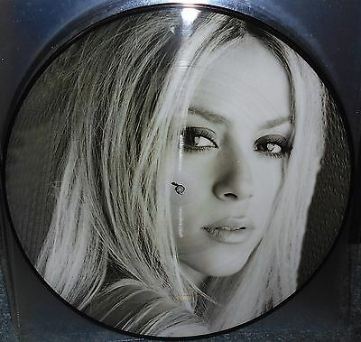 "DEFECT Pitbull feat Shakira Get It Started Vinyl LP 12"" Picture Disc Single Rare"