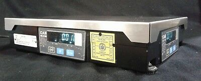 30 LB x 0.01 LB Cas PD-II Pos Interface Scale Dual Display. Our #5