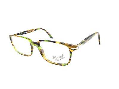 871997a119  351 Persol Mens Havana Eyeglasses Frames Glasses Hand Made Italy Lenses  3013-V