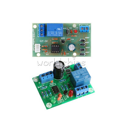 Water Liquid Level Detection Module Switch Sensoring Controller Sensor 9-12V