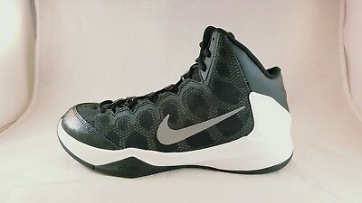 8f1c50e81439 Nike Zoom Without A Doubt Men s Basketball Shoe 749432 002 Size 9
