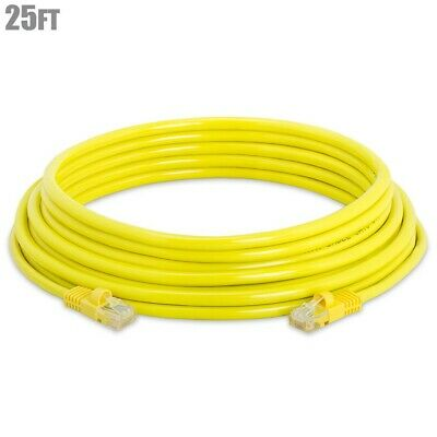 Computers/tablets & Networking 50ft Cat5e Rj45 Network Lan Router Ethernet Internet Patch Cable Cord Cca Orange