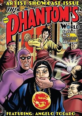 The Phantom's World 2018 Special Issue No 4 - New