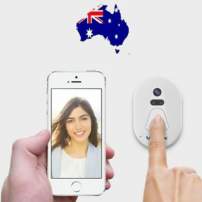 AU Plug Wireless WIFI Smart Ring Doorbell Video Camera Phone Home Photo Security