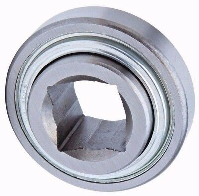 "Limit Quantity Special - Premium W208PP5 Disc Harrow Bearing 1-1/8"" Square Bore"