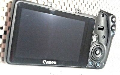 Canon Eos 100D Rebel Sl1 Rear Cover Ass'y With Lcd/tft And Cover Glass #t