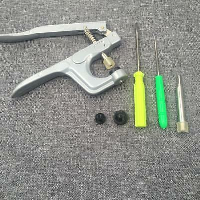 New Metal Pliers Press Snap Snaps Tools Buttons Setter Fastener Button Machine