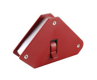 (2 PACK) - 30 LBS Magnetic Welding Holder - Arrow Type Positioner ON/OFF Switch
