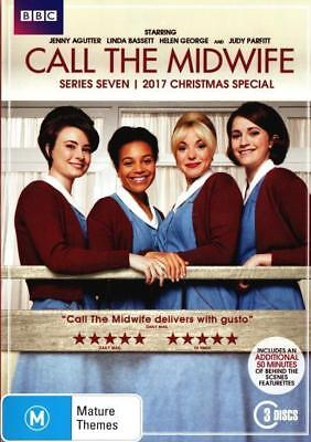 Call The Midwife Season Series 7 DVD R4 New!