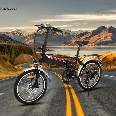 20 zoll elektro fahrrad mountainbike 250w 36v 7 gang alu e. Black Bedroom Furniture Sets. Home Design Ideas