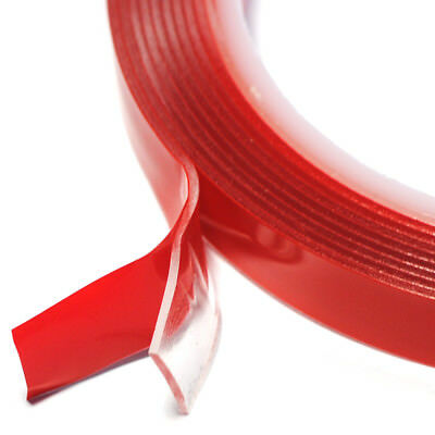 Auto Truck Car Acrylic Foam Double Sided Attachment Tape Adhesive