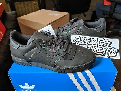 32ce30d50af4 Adidas Yeezy Powerphase Calabasas Core Black Supcol Kanye West CG6420 Boost